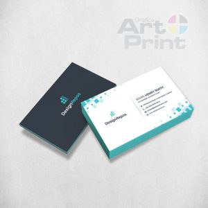 Cartão de Visita impresso