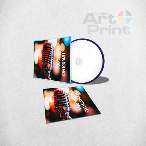 Encarte de CD