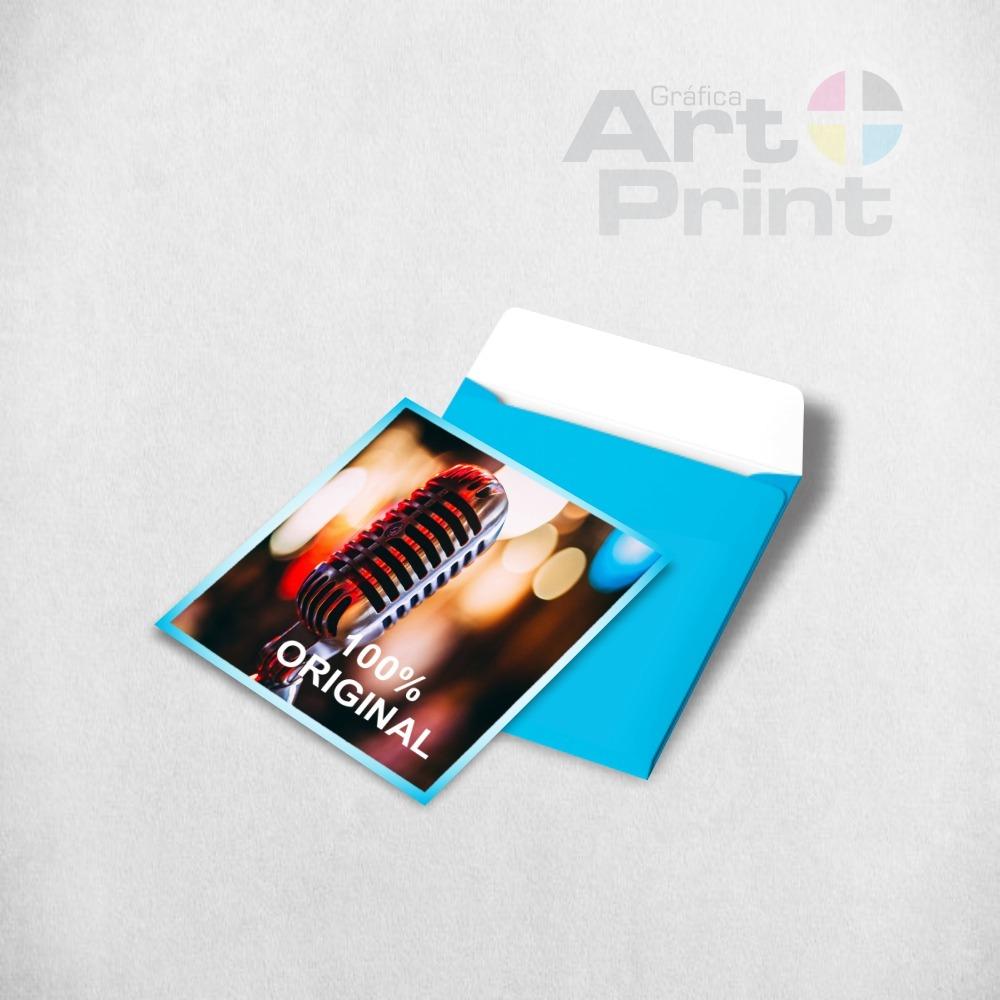 Envelope de CD